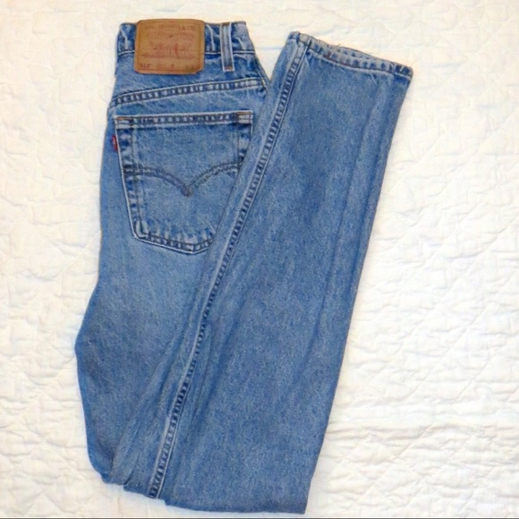 ade4a716b86 Vintage Levi's USA Made 512 Size 11 Long. M_5b4ba2ec7386bc4a005af015